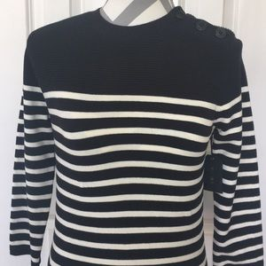 NWT Forever 21 Striped Sweater Dress L